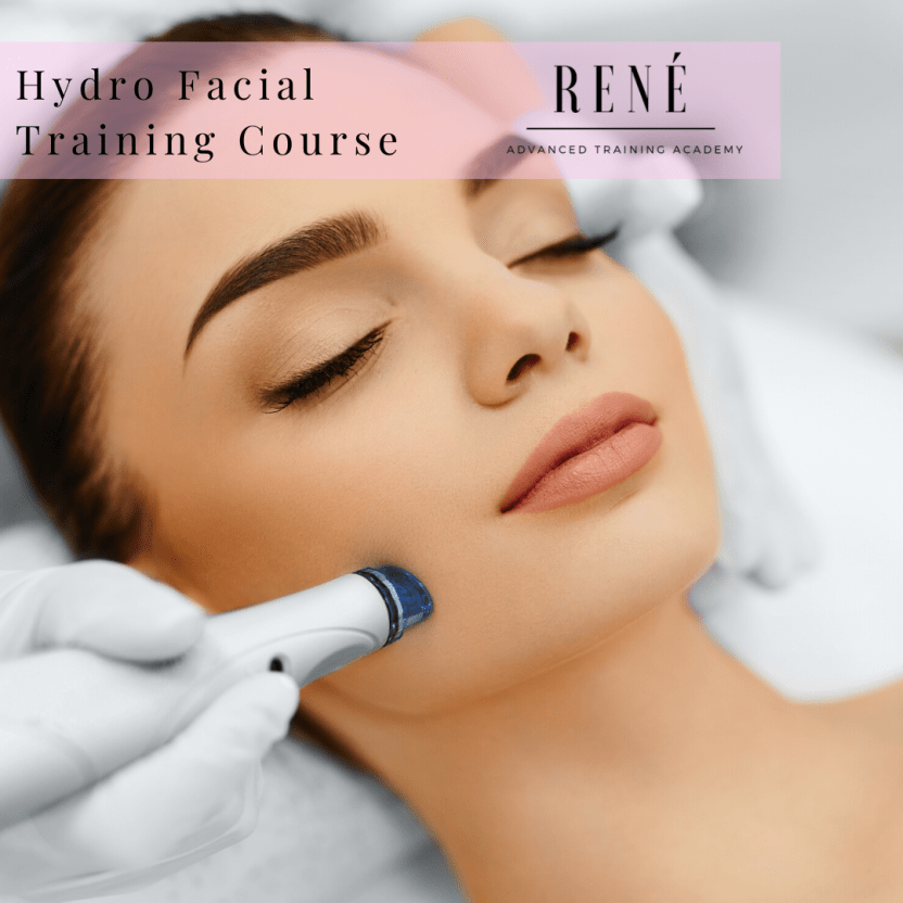 Online Hydro Facial Training