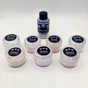 acrylic nail trial kit