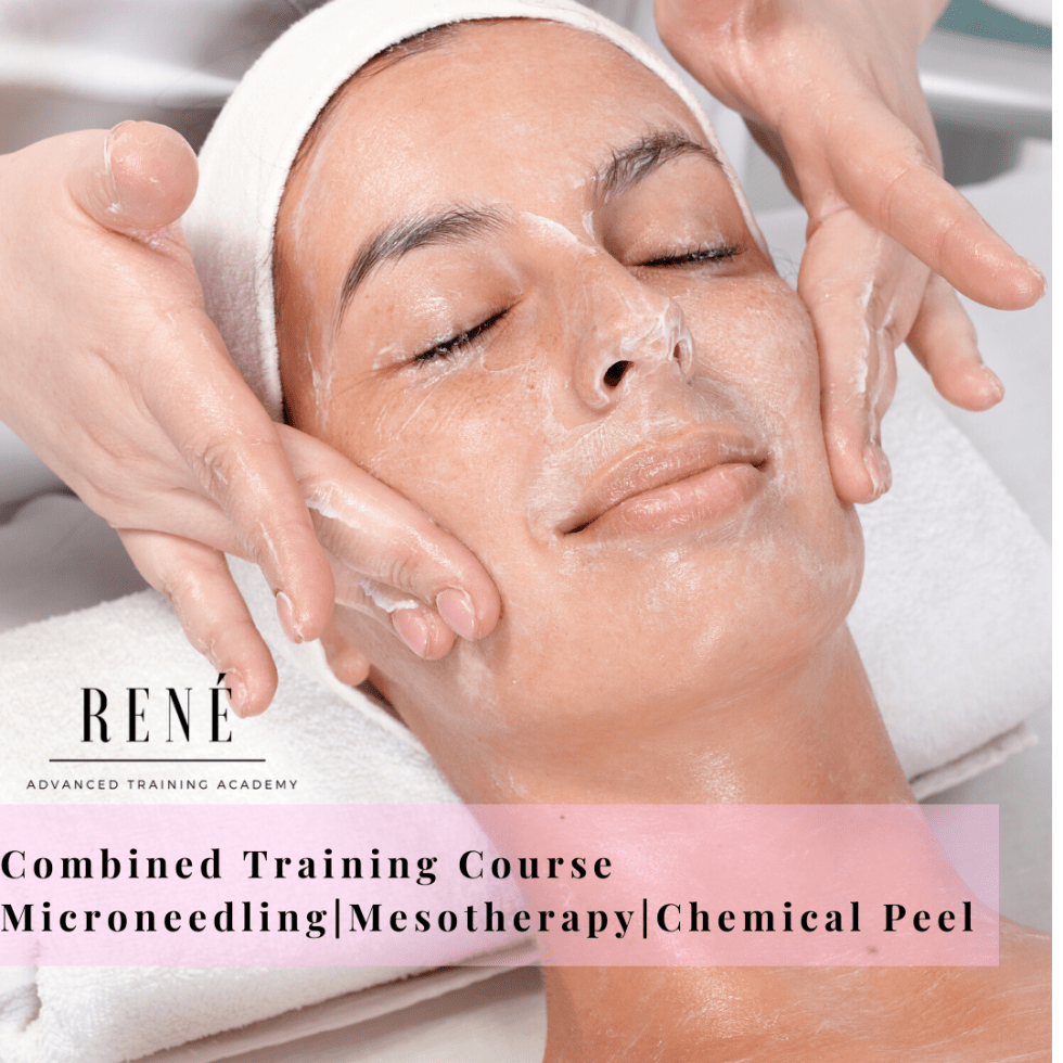Online Microneedling Mesotherapy and Chemical Peel Training