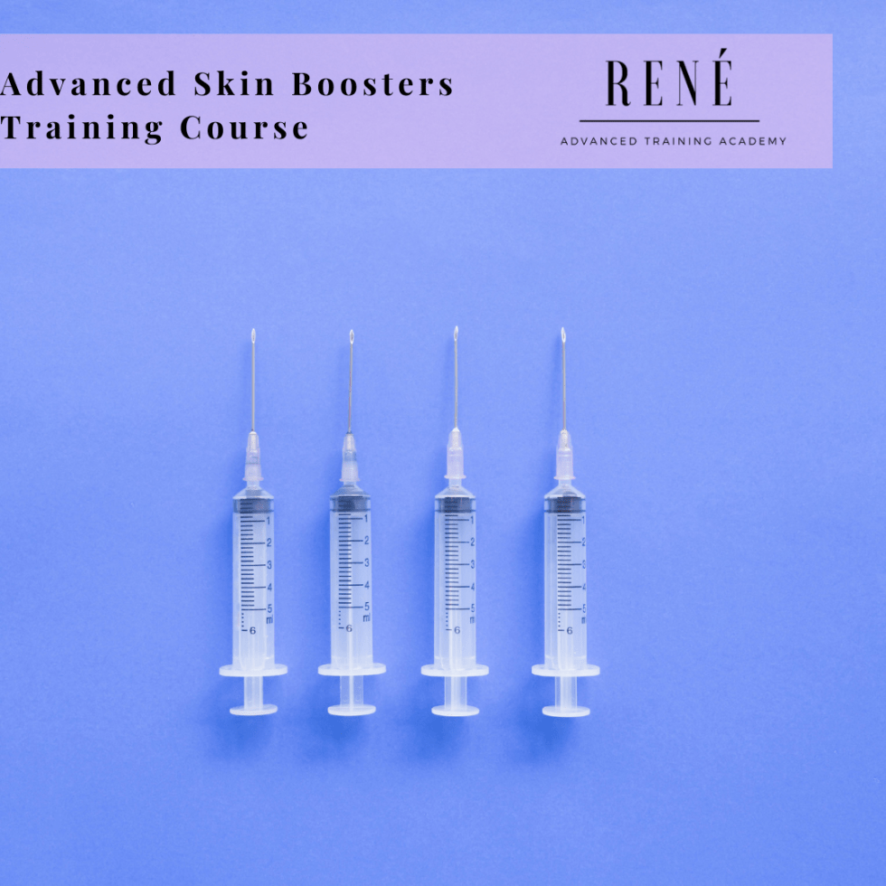 Online Advanced Skin Boosters Training Course