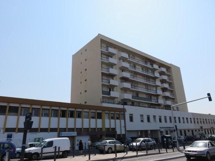 Copropriété à Marseille