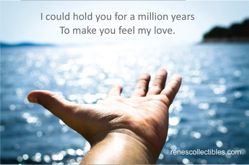 Meaning of make you feel my love