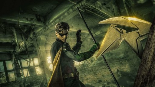 Robin in Titans