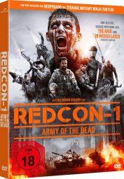 Die Blu-ray von Redcon-1