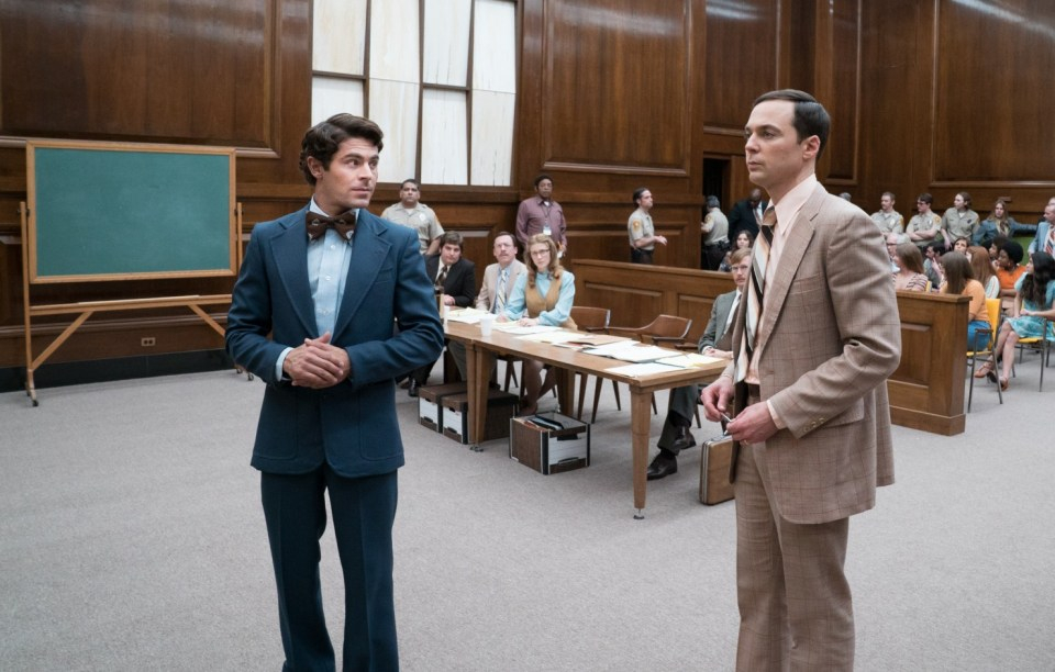 Jim Parsons in Extremely Wicked, Shockingly Evil and Vile