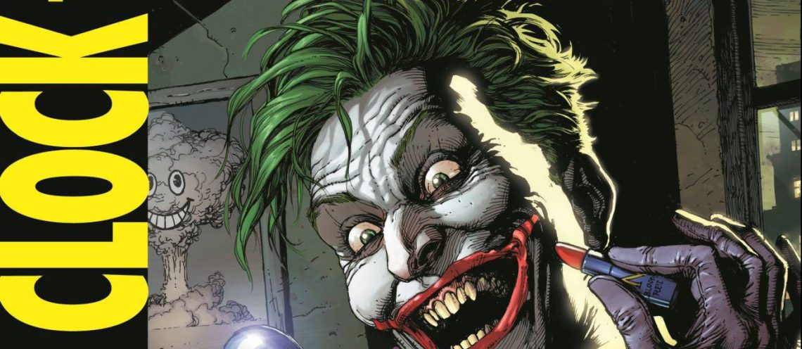 Joker in Doomsday Clock Band 2