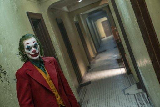 Joaquin Phoenix als Joker
