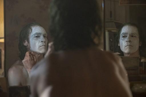 Kurz vor dem Auftritt seines Lebens - Der Joker