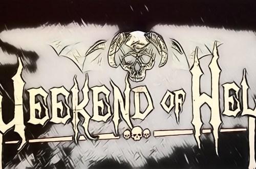 Weekend of Hell Logo