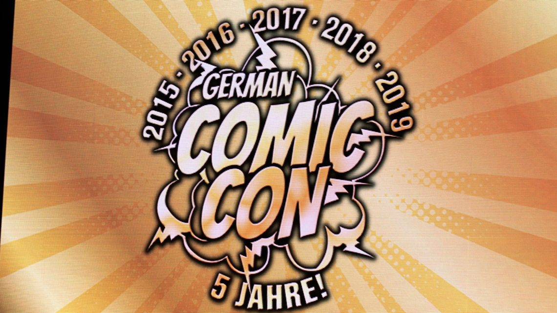 German Comic Con 2019 Logo