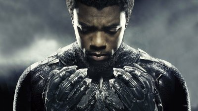 Chadwick Boseman (R.I.P) als Black Panther. Lang lebe der König! (Bild: Marvel Studios - all rights reserved)