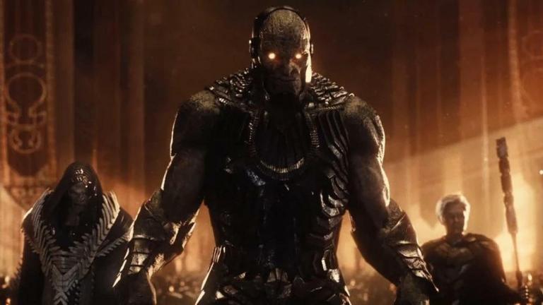 Der Ober-Fiesling Darkseid (Bild: Warner Bros. Entertainment)