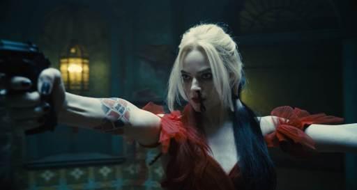 Harley Quinn, gespielt von Margot Robbie, darf in The Suicide Squad nicht fehlen! (Bild: Warner Bros. Pictures)