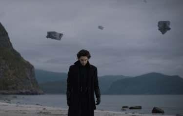 Timothée Chalamet als Paul Atreides in Dune (Bild: Warner Bros. Pictures)