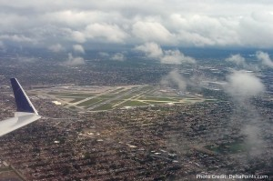 midway mdw chicago airport from air delta points blog
