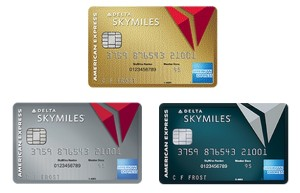 updated 3 delta amex cards