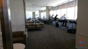 Delta Sky Club Atlanta F International Terminal SkyDeck review RenesPoints blog (29)