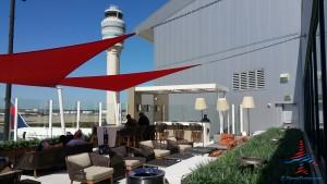 Delta Sky Club Atlanta F International Terminal SkyDeck review RenesPoints blog (9)