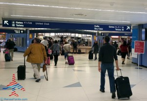 Delta Sky Club Chicago Ohare review RenesPoints blog (1)