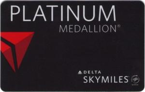 delta platinum medallion card