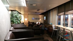Alaska Airlines Board Room ANC review RenesPoints travel blog (9)