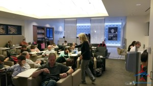 Delta Sky Club Atlanta ATL airport near gate B10 Renes Points blog review (5)