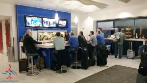 Delta Sky Club Atlanta ATL airport near gate B10 Renes Points blog review (6)