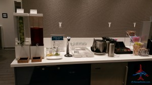 Delta Sky Club SFO San Francico airport food choices Renes Points Blog (3)