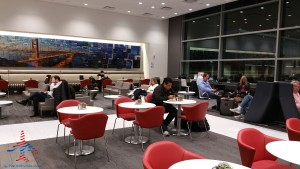 Delta Sky Club SFO San Francico airport food choices Renes Points Blog (4)