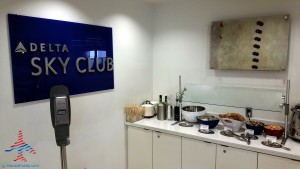 Delta Sky Club near D27 Atlanta ATL airport review Renes Points blog (11)