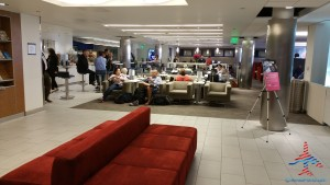 Delta Sky Club near D27 Atlanta ATL airport review Renes Points blog (18)