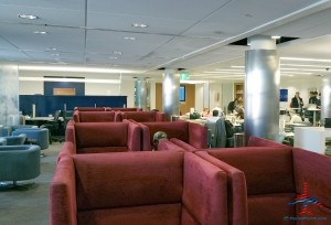 Delta Sky Club near D27 Atlanta ATL airport review Renes Points blog (6)