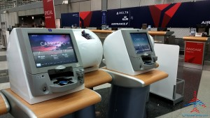 delta air lines self check in kiosk stock photo renespoints blog