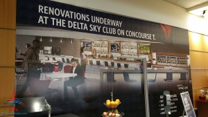 delta sky club atlanta ATL T concourse review RenesPoints blog (11)