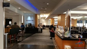 delta sky club atlanta ATL T concourse review RenesPoints blog (7)