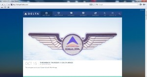 it seems delta has given up on blogging no more taking off posts for months now