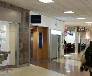 Delta Sky Club Atlanta ATL A concourse near A17 Review by Renés Points (1)