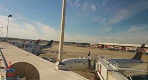 Delta Sky Club Atlanta ATL A concourse near A17 Review by Renés Points (10)