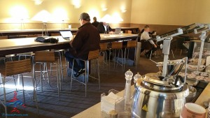 Delta Sky Club SkyClub Atlanta ATL C concourse renes points renespoints blog review (6)