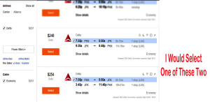 Phoenix to New York (JFK) 2016 Schedules (Click for Details)