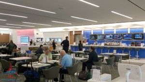 Delta Sky Club NYC New York City T4 JFK Review Renes Points blog (6)
