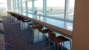 Delta Sky Club NYC New York City T4 JFK Review Renes Points blog (9)