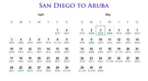 SAN-DUB Delta May 2016 Calendar