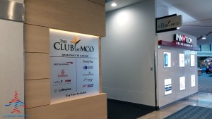The CLUB at MCO Orlando Florida review RenesPoints blog (2)
