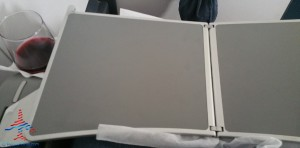 FA tip on how to fix a broken tray table that sags delta renespoints blog 2