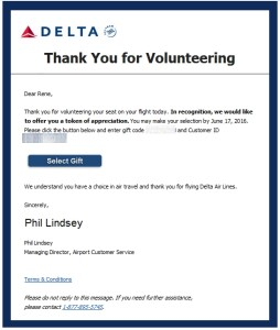 delta gift card choice screen shot renespoints blog