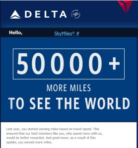 more miles for spending too much on Delta tickets for skymiles 2015 renespoints blog 1