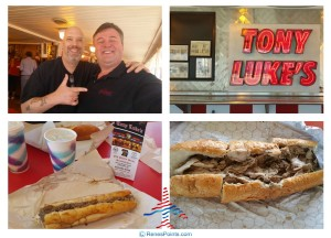 rene and tony from tony lukes philly style sandwiches phl renespoints blog
