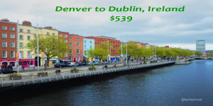 DEN-DUB Oct Nov DL Dublin