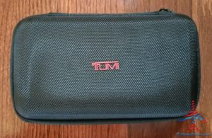 Delta Tumi Delta One Amenity Kit Review Black and Gray RenesPoints blog (18)